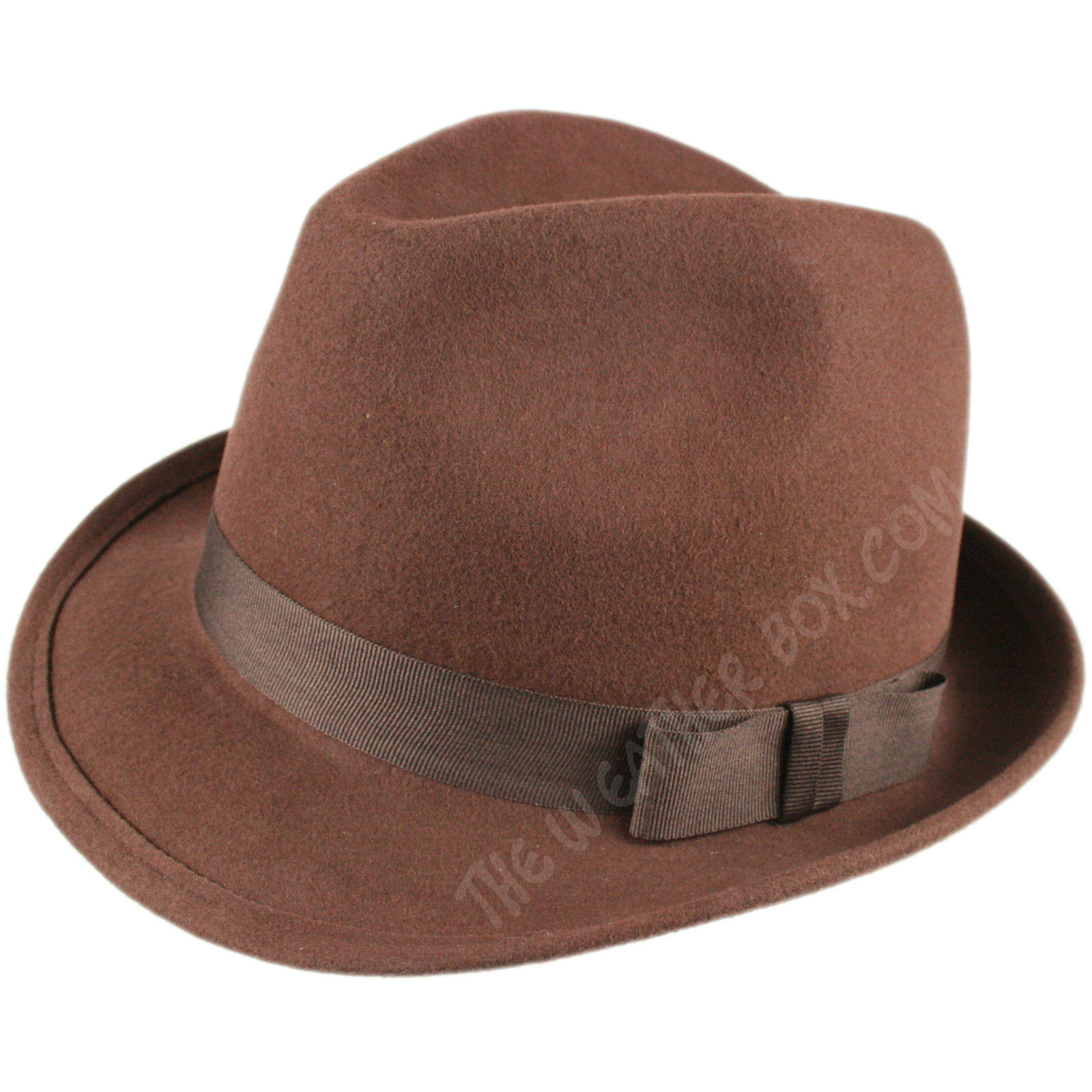 Trilby hats are usually made from tweed or straw, making them wearable and transferable through many seasons, from spring to summer to autumn. What is a Fedora? A fedora hat is known for being cool, classic, and ultimately, a timeless accessory item for men.