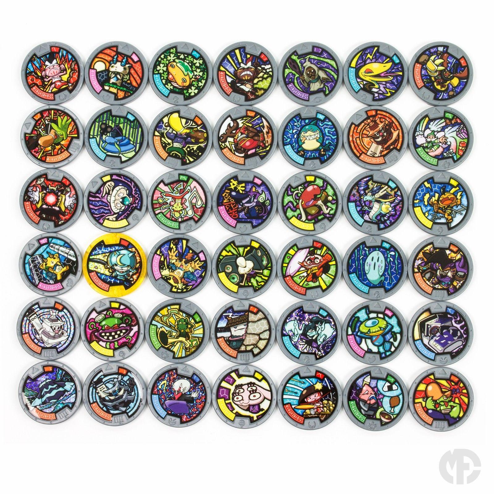 Yo Kai Yokai Medals Series 1 Choose Medal From Blind
