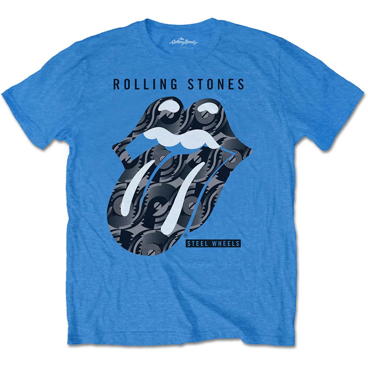 ROLLING STONES Keith Richards President Mens T Shirt Unisex Tee Official Merch
