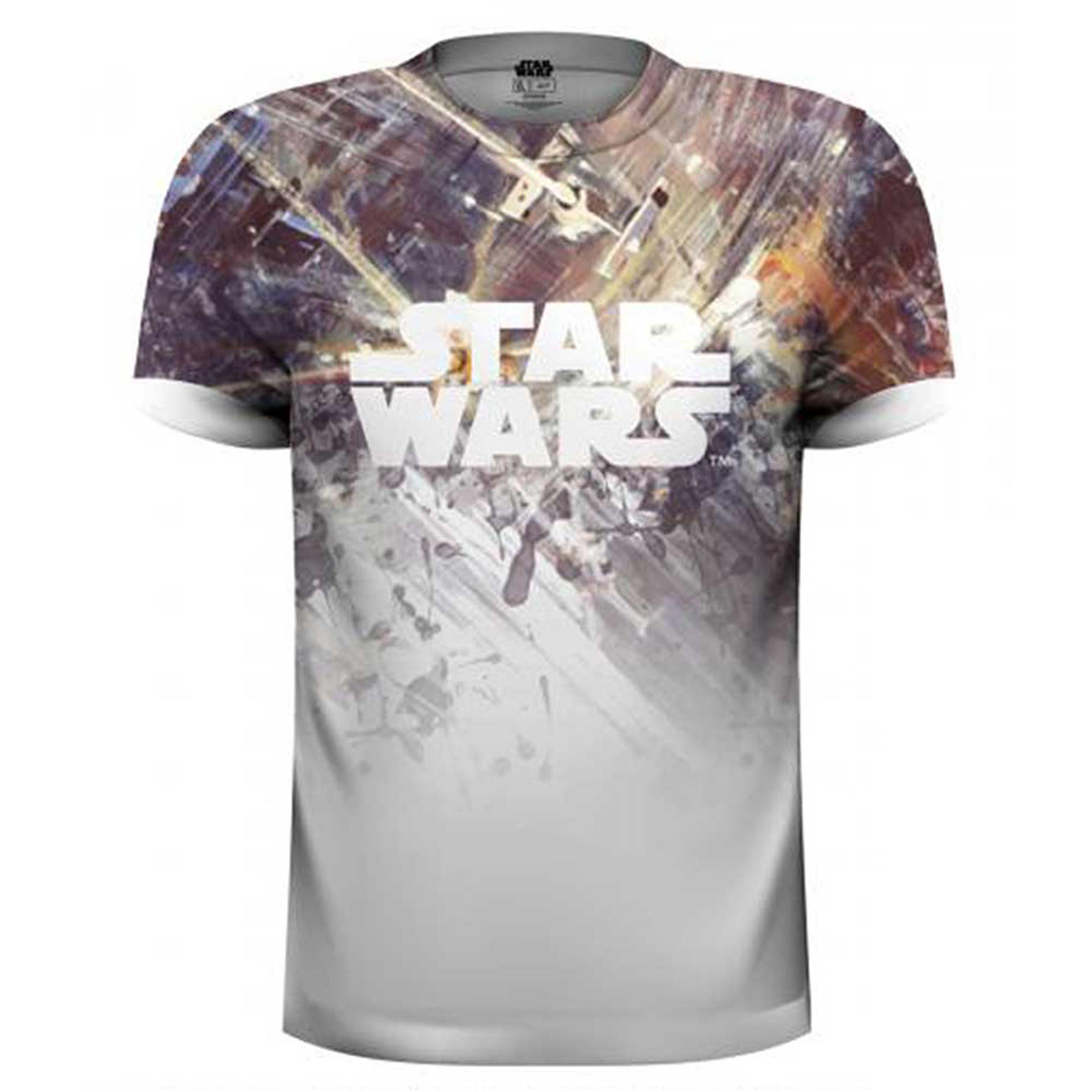 Star Wars Mens//Unisex T-Shirt X-Wing Fighter