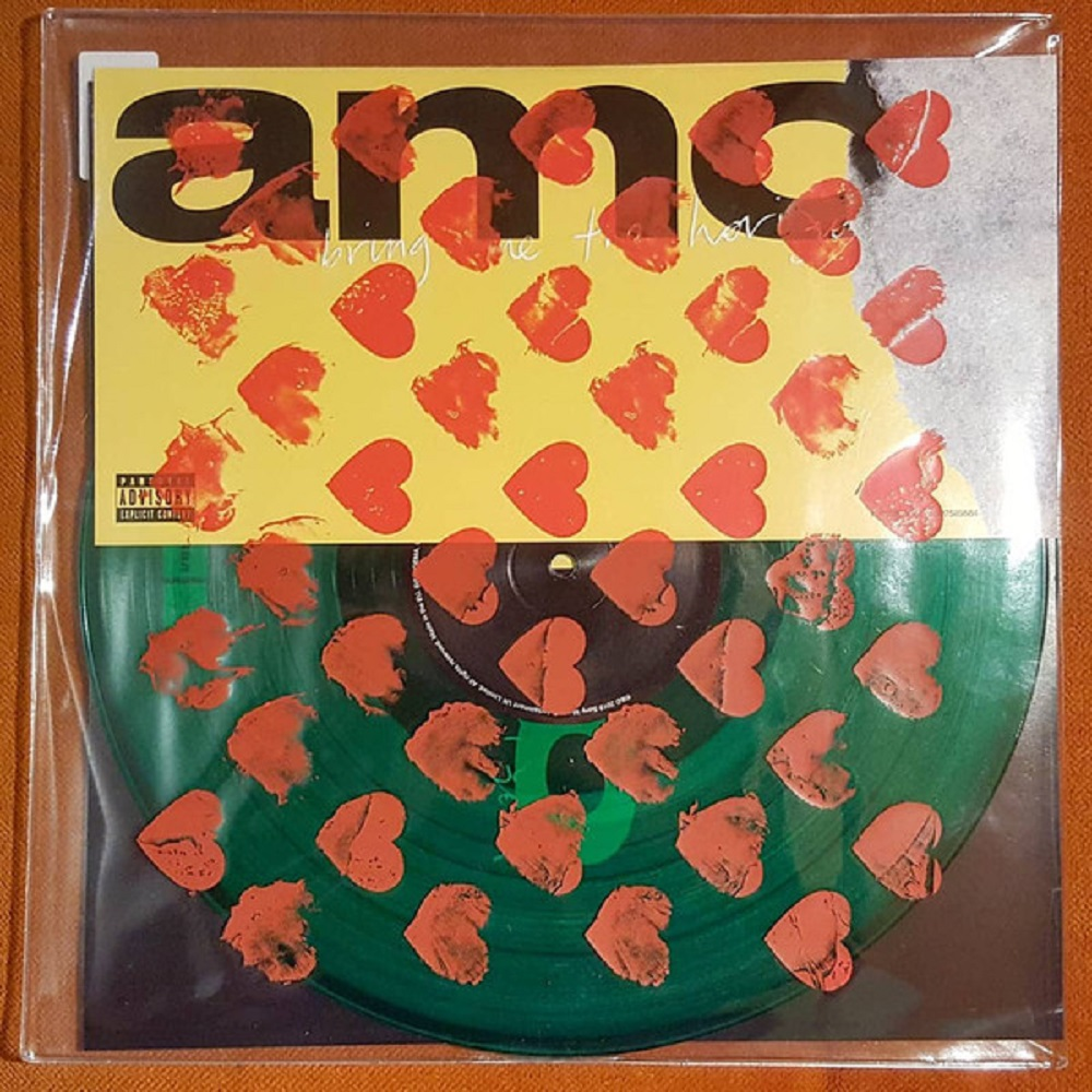 Details about Bring Me The Horizon Amo Vinyl LP Limited Green Edition New  2019 (UK)