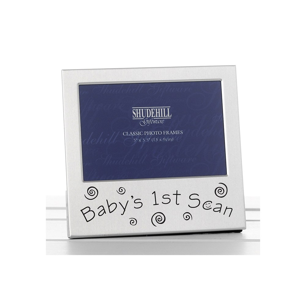 Baby Scan Ultrasound 1st Scan Photo Frame | eBay