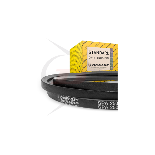 SPZ2240 DUNLOP-premium enveloppé wedge v-belt