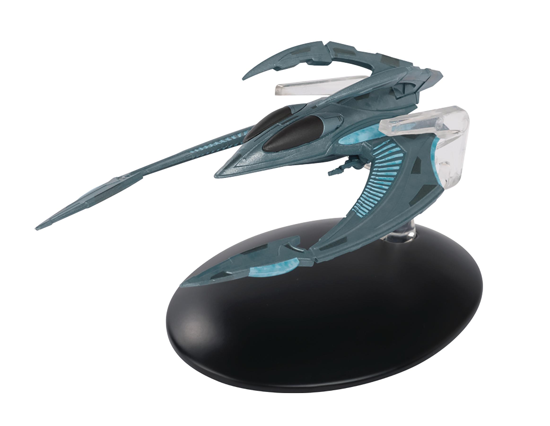 "EAGLEMOSS STAR TREK STARSHIPS COLLECTION #176 /""TARRELIAN SHIP/"""