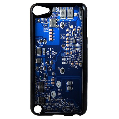 Electrical-Circuit-Board-Art-Plastic-Case-for-iPod-4th-5th-6th-Generation-D8
